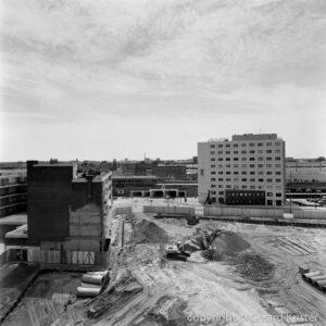 Hengelo de Brink in aanbouw 1997