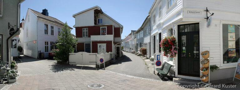 Noorwegen Flekkefjord